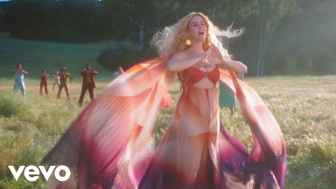 Katy Perry — Never Really Over (2019) - Смотреть, скачать ... кэти перри скачать песни